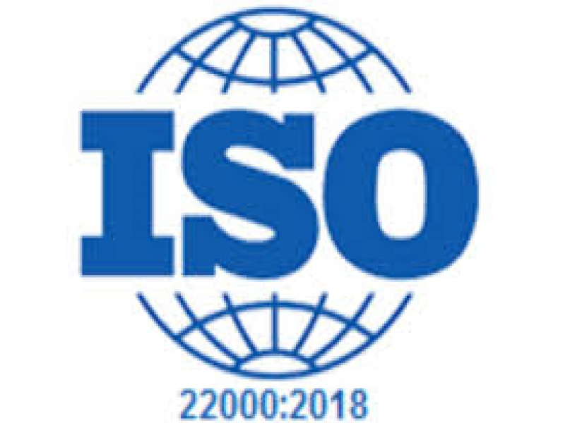 ISO 22000 version 2018
